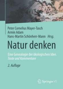 Natur denken, Buch
