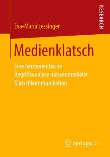 Eva-Maria Lessinger: Medienklatsch, Buch