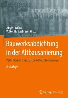 Bauwerksabdichtung in der Altbausanierung, Buch