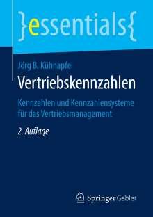 Jörg B. Kühnapfel: Vertriebskennzahlen, Buch