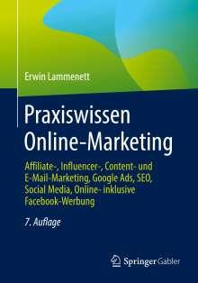Erwin Lammenett: Praxiswissen Online-Marketing, Buch