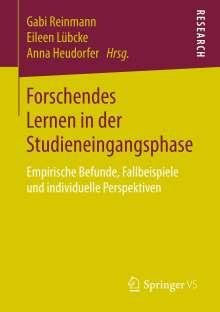 Forschendes Lernen in der Studieneingangsphase, Buch