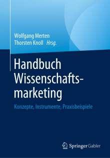 Handbuch Wissenschaftsmarketing, Buch