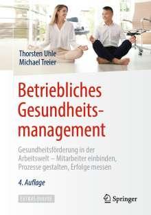 Thorsten Uhle: Betriebliches Gesundheitsmanagement, Buch