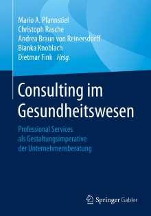 Consulting im Gesundheitswesen, Buch