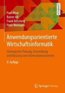 Paul Alpar: Anwendungsorientierte Wirtschaftsinformatik, Buch