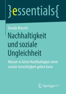 Davide Brocchi: Nachhaltigkeit und soziale Ungleichheit, Buch