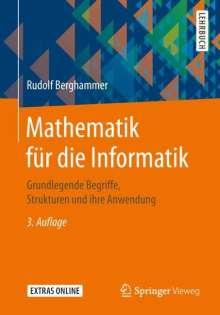 Rudolf Berghammer: Mathematik für die Informatik, Buch