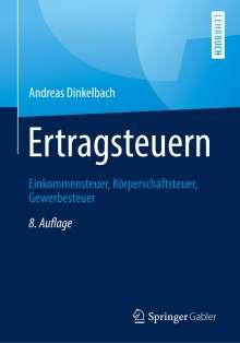 Andreas Dinkelbach: Ertragsteuern, Buch