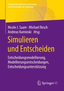 Simulieren und Entscheiden, Buch