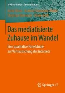 Jutta Röser: Das mediatisierte Zuhause im Wandel, Buch