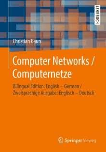 Christian Baun: Computer Networks / Computernetze, Buch