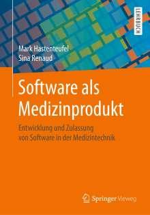 Mark Hastenteufel: Software als Medizinprodukt, Buch