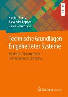 Karsten Berns: Technische Grundlagen Eingebetteter Systeme, Buch