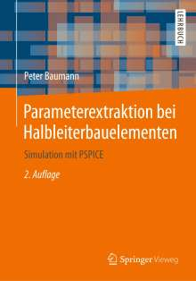 Peter Baumann: Parameterextraktion bei Halbleiterbauelementen, Buch
