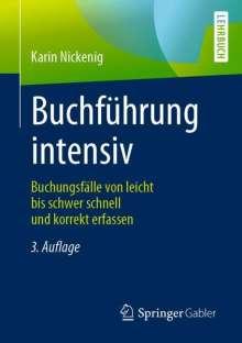 Karin Nickenig: Buchführung intensiv, Buch