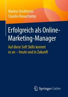 Markus Bockhorni: Erfolgreich als Online-Marketing-Manager, Buch