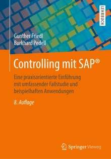 Gunther Friedl: Controlling mit SAP®, Buch