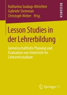 Lesson Studies in der Lehrerbildung, Buch