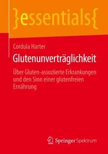 Cordula Harter: Glutenunverträglichkeit, Buch