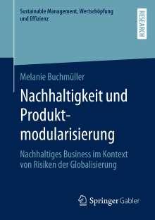 Melanie Buchmüller: Nachhaltigkeit und Produktmodularisierung, Buch