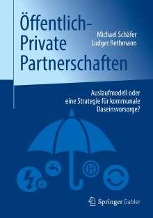 Ludger Rethmann: Öffentlich-Private Partnerschaften, Buch