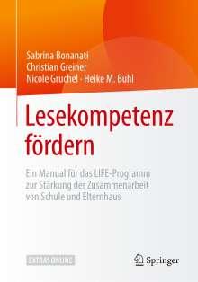 Sabrina Bonanati: Lesekompetenz fördern, Buch