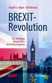 Rudolf G. Adam: BREXIT-Revolution, Buch