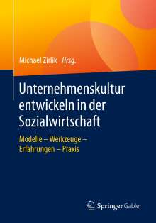 Unternehmenskultur entwickeln in der Sozialwirtschaft, Buch