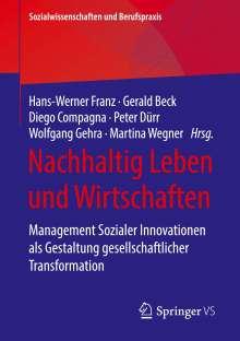 Nachhaltig Leben und Wirtschaften, Buch