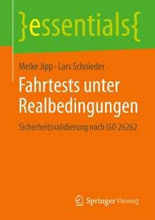 Meike Jipp: Fahrtests unter Realbedingungen, Buch