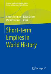 Short-term Empires in World History, Buch
