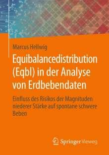 Marcus Hellwig: Equibalancedistribution (Eqbl) in der Analyse von Erdbebendaten, Buch
