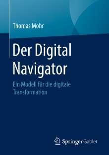 Thomas Mohr: Der Digital Navigator, Buch