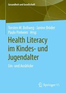 Health Literacy im Kindes- und Jugendalter, Buch