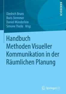 Handbuch Methoden Visueller Kommunikation in der Räumlichen Planung, Buch