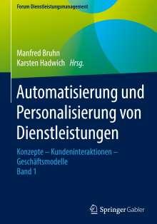 Automatisierung und Personalisierung von Dienstleistungen, Buch