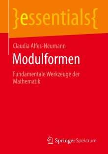 Claudia Alfes-Neumann: Modulformen, Buch