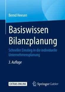 Bernd Heesen: Basiswissen Bilanzplanung, Buch