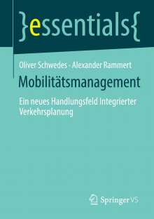 Oliver Schwedes: Mobilitätsmanagement, Buch