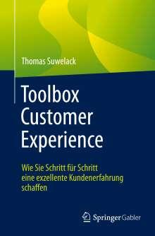 Thomas Suwelack: Toolbox Customer Experience, Buch