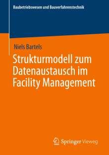 Niels Bartels: Strukturmodell zum Datenaustausch im Facility Management, Buch