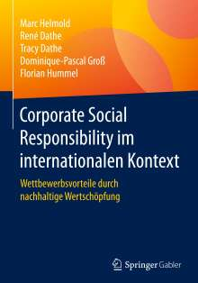 Marc Helmold: Corporate Social Responsibility im internationalen Kontext, Buch