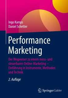 Daniel Schetter: Performance Marketing, Buch