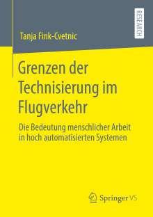 Tanja Fink-Cvetnik: Grenzen der Technisierung im Flugverkehr, Buch