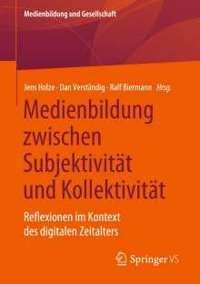 Medienbildung zwischen Subjektivität und Kollektivität, Buch