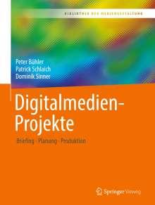 Peter Bühler: Digitalmedien-Projekte, Buch