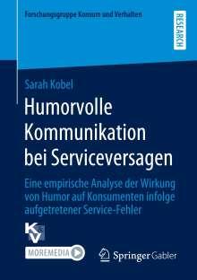 Sarah Kobel: Humorvolle Kommunikation bei Serviceversagen, Buch