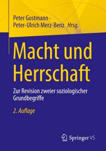 Macht und Herrschaft, Buch