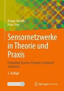Ansgar Meroth: Sensornetzwerke in Theorie und Praxis, Buch
